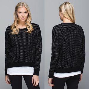 Lululemon Yogi Crew Sweater